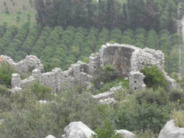 adrasan-kiz-kalesi